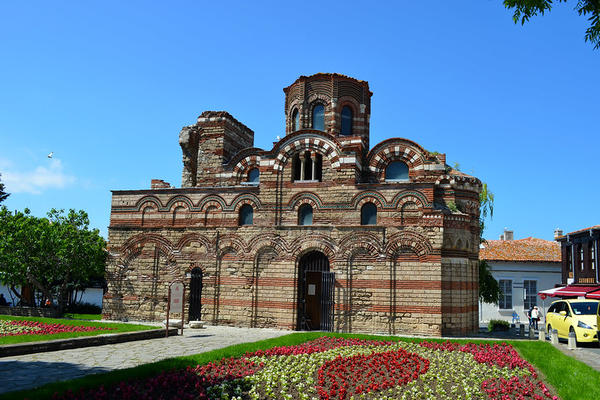 church of christ pantokrator in mesembria small