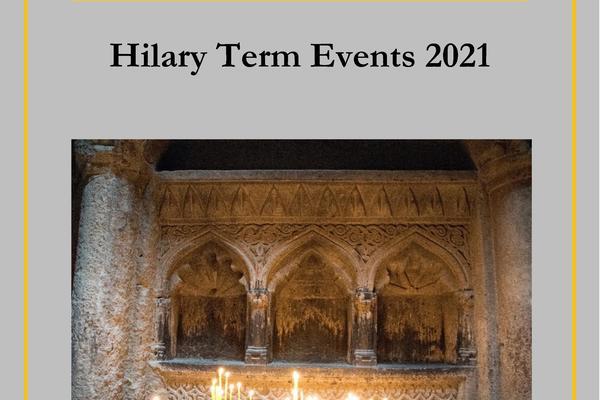 OCBR Hilary Term 2021